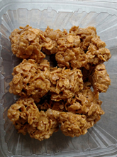 Frosted Flake PeanutButter Candy